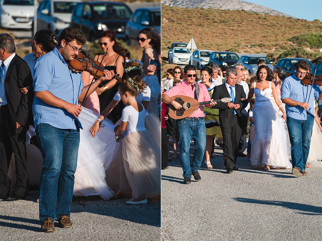 wedding skyros sporades weddingingreece wedding destination groom bride live music violin church ceremony